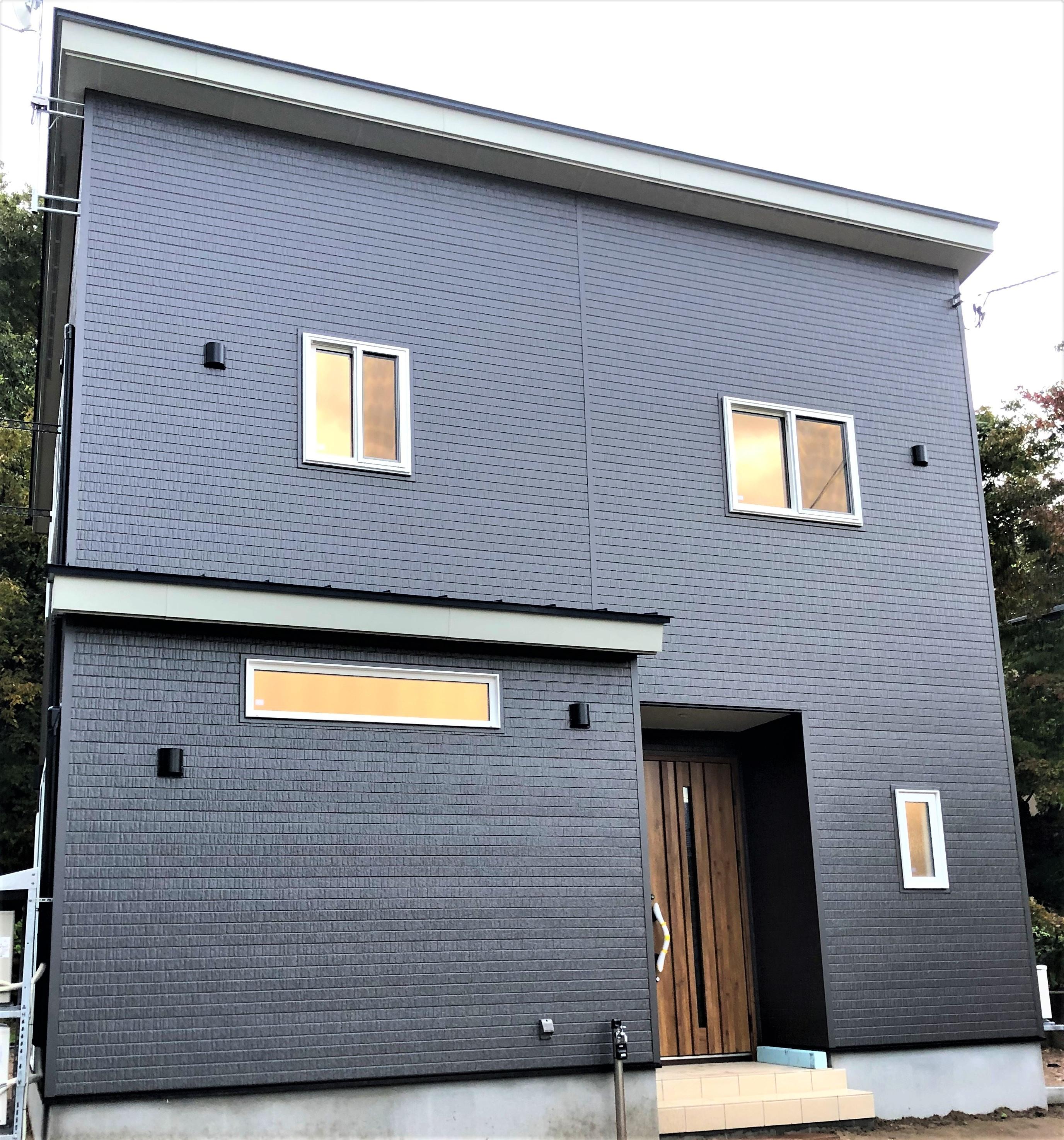 潟上市S様邸(2020年11月)